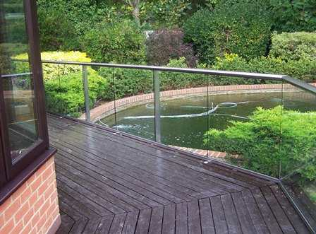 upgrading Balustrade system
