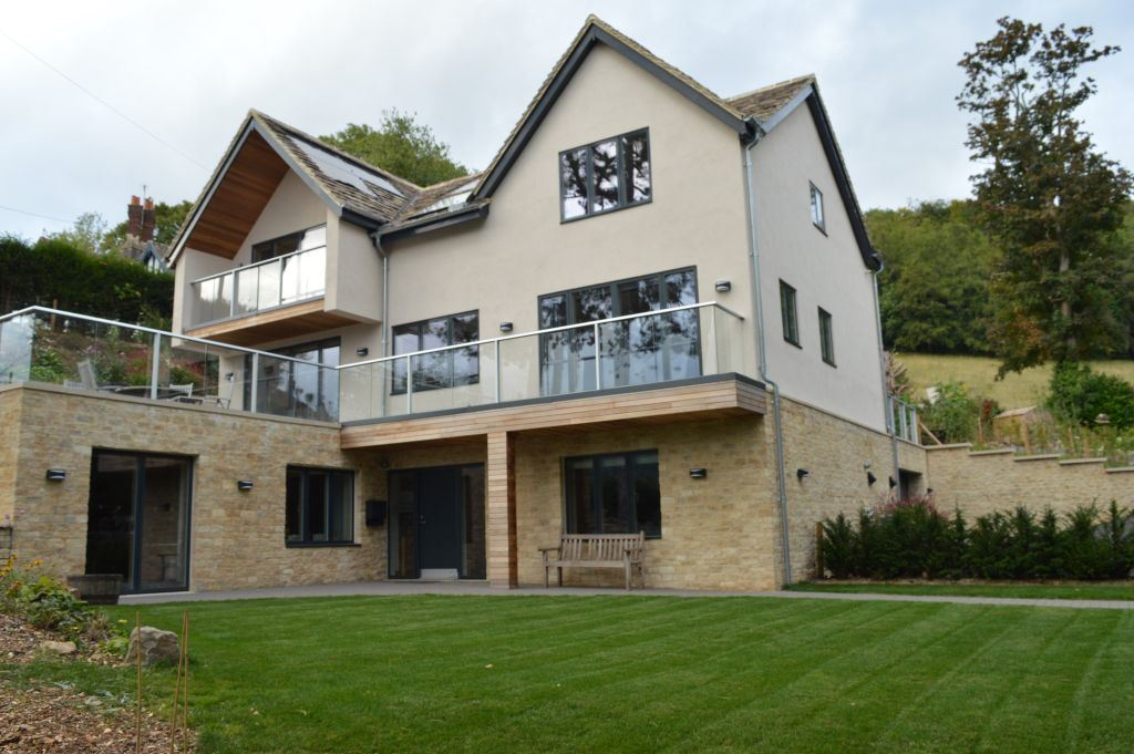 Glass Balustrades in Gloucestershire