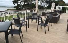 Decking for roof terraces and balconies