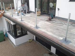 Captivating Waterproofing Balcony Structure