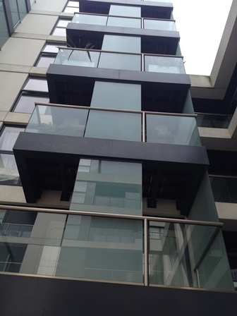 Aluminium Fascia Boards