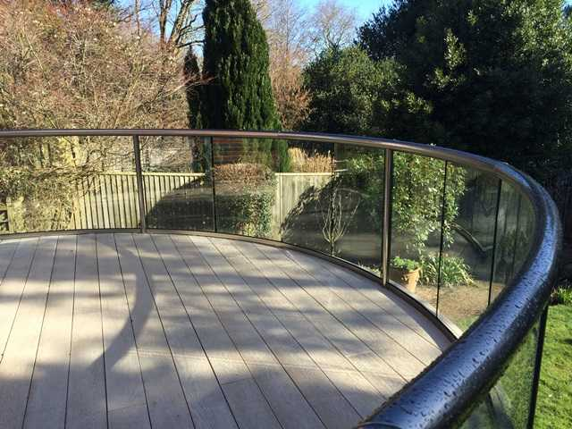 Modern Composite Decking Boards