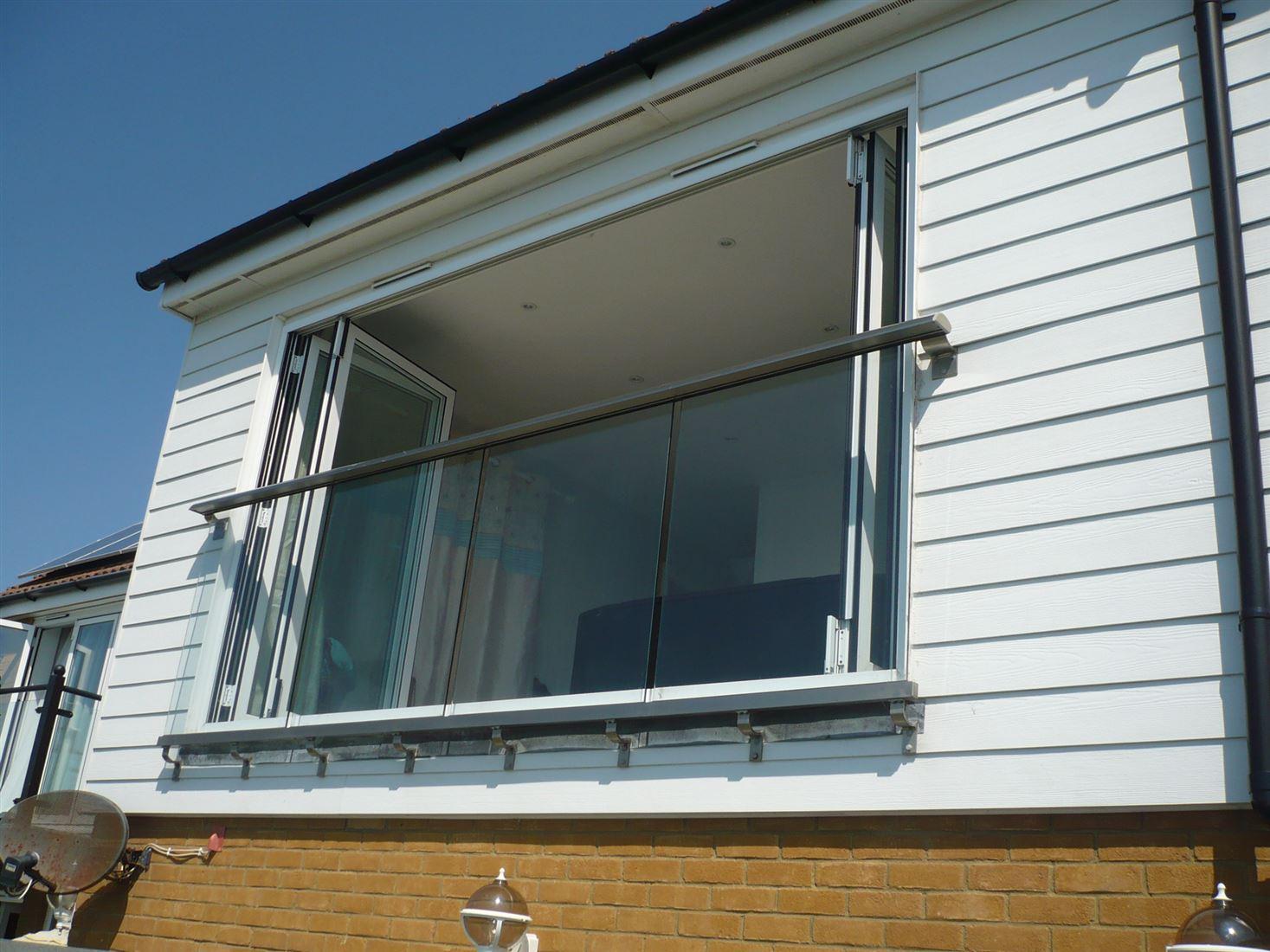 Juliet Balcony Windows – Best Balcony Design Ideas Latest