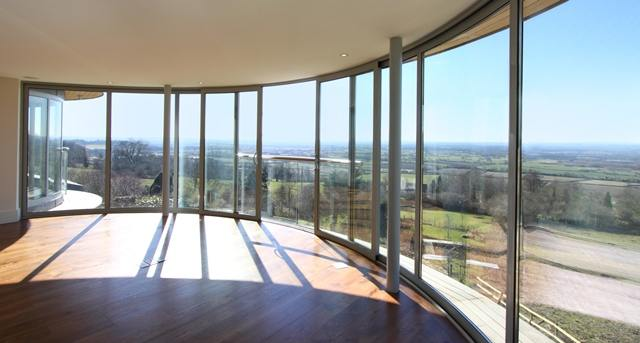 Curved Sliding Door Systems