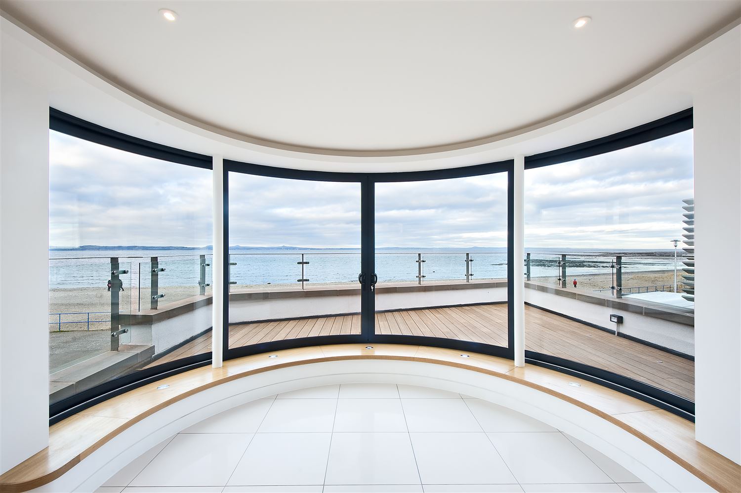 Curved Windows Curved Glass Sliding Doors Musselburgh