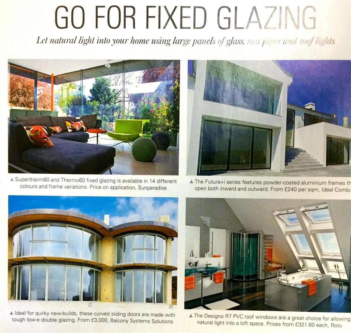 natural lighting futura lofts. Grand Designs Coverage Natural Lighting Futura Lofts