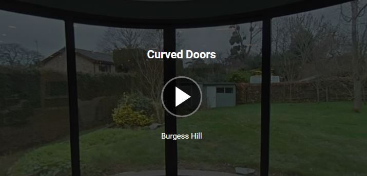 Curved doors in west sussex