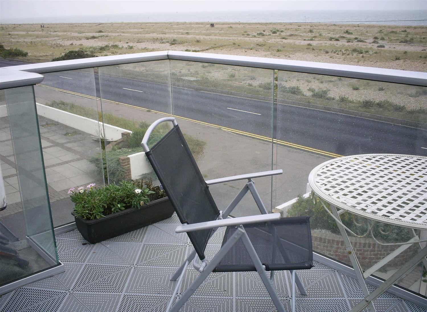 Seaside Balcony in Kent