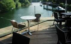 Composite Decking for commercial areas