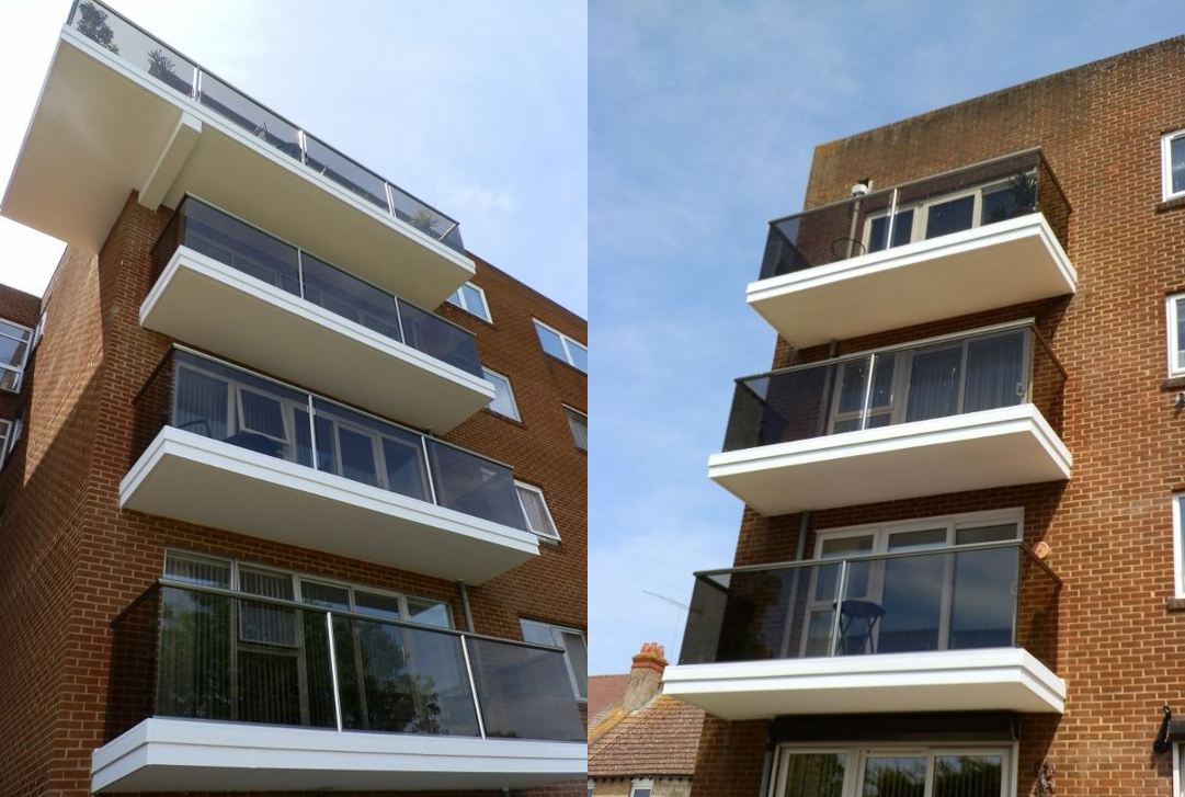 Glass Balustrades Worthing
