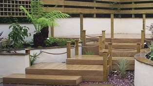 Composite Decking for school playground areas