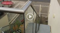 Glass Balustrades Corners