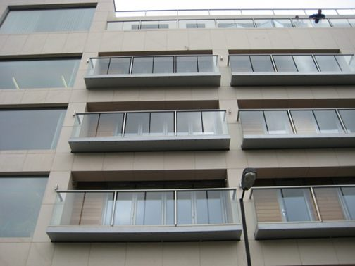 Residential Loading Requirements on Balconies
