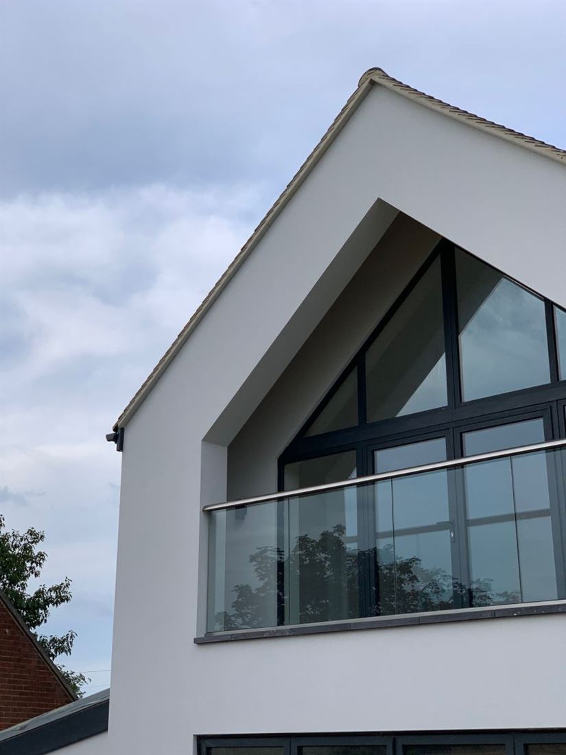 Glass Balustrade Railings
