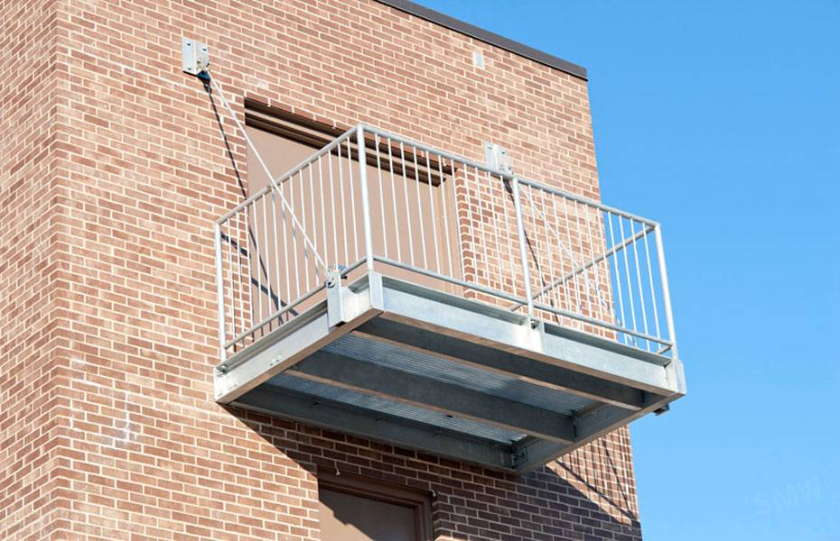 types of balcony structures balcony systems