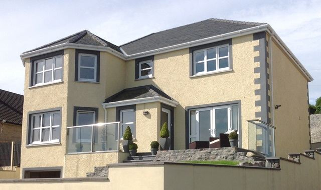 glass balustrade product in scotland
