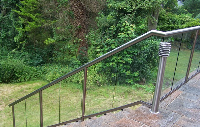 Glass Balustrades Juliet Balconies Curved Glass Balcony Systems