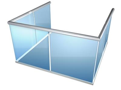 External Glass Balustrade Specification