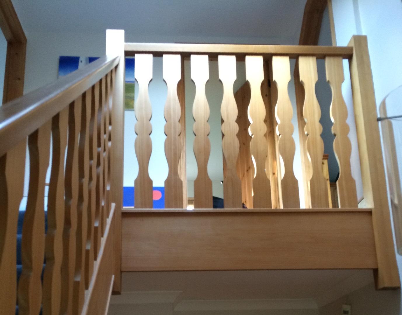 Building Regulations Mezzanine Domestic Balustrade