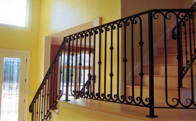 Wrought Iron Railings Iron Balustrades Balcony Systems