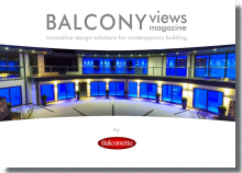Balcony Systems brochure